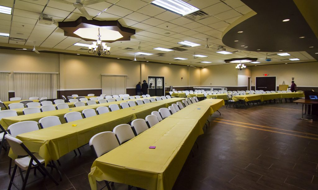 ICD Banquet Hall